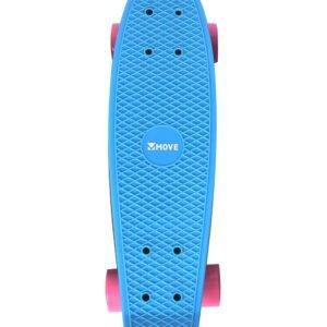 move penny skateboard licht blauw
