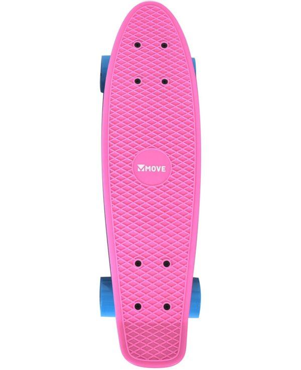 move roze penny board