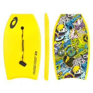 osprey 33 inch sticker yellow board