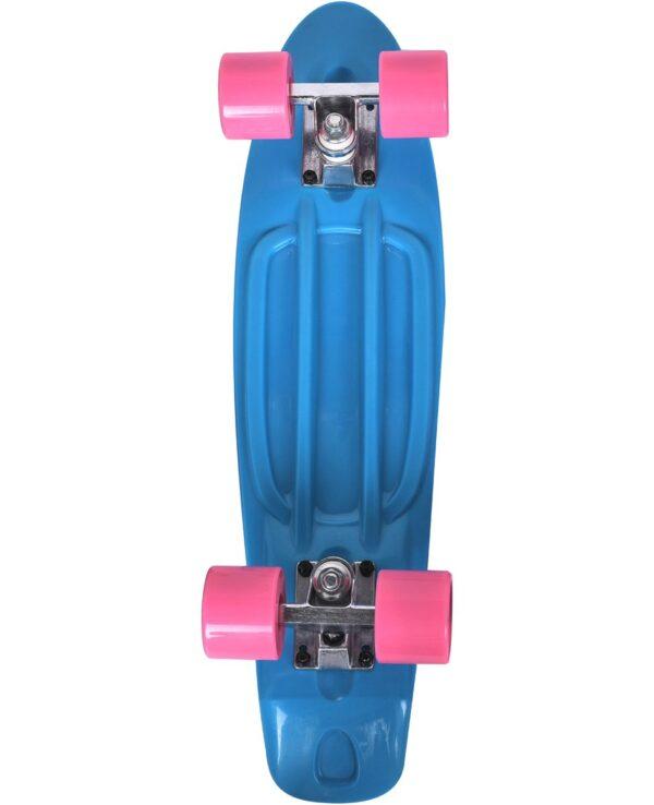 penny skate board lichtblauw