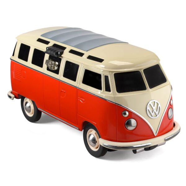 scaled replica campervan cooler box
