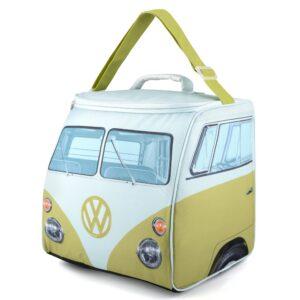 vw replica t1 bus camper koeltas groen