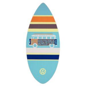 vw skimboard blauw 41 inch