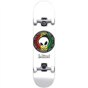 blind rasta reaper first push complete skateboard 8.125
