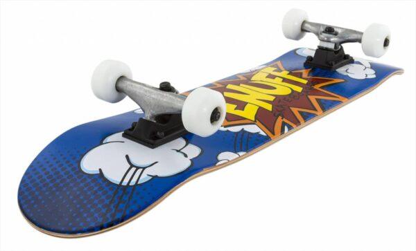 enuff pow skateboard blauw