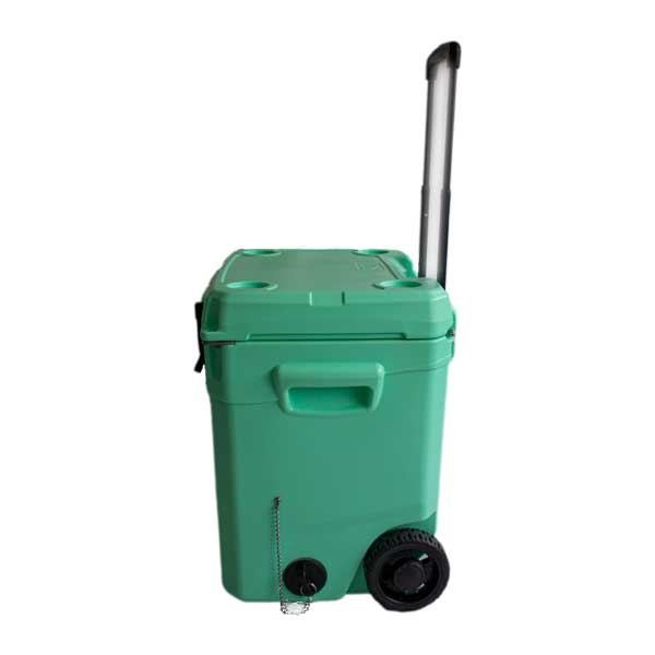 lerpin 45l cooler groen