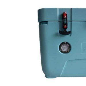 lerpin koel box 50qt blauw