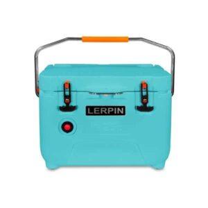 lerpin koelbox 25q cooler blauw