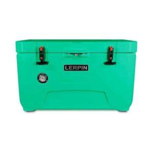 lerpin koelbox 70qt cooler groen