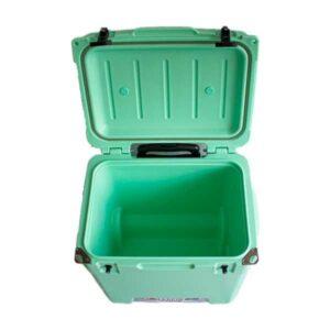 lerpin koelbox met wieltjes groen