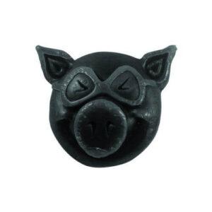 pig wax zwart