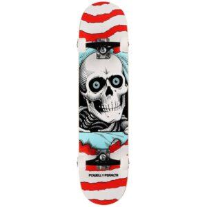 "powell peralta ripper complete skateboard shape 242 8.0"""