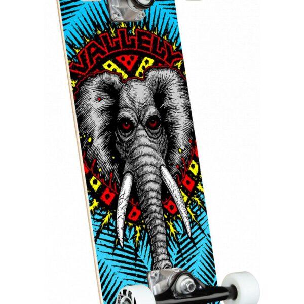 "powell peralta vallely elephant skateboard shape 8.0"""