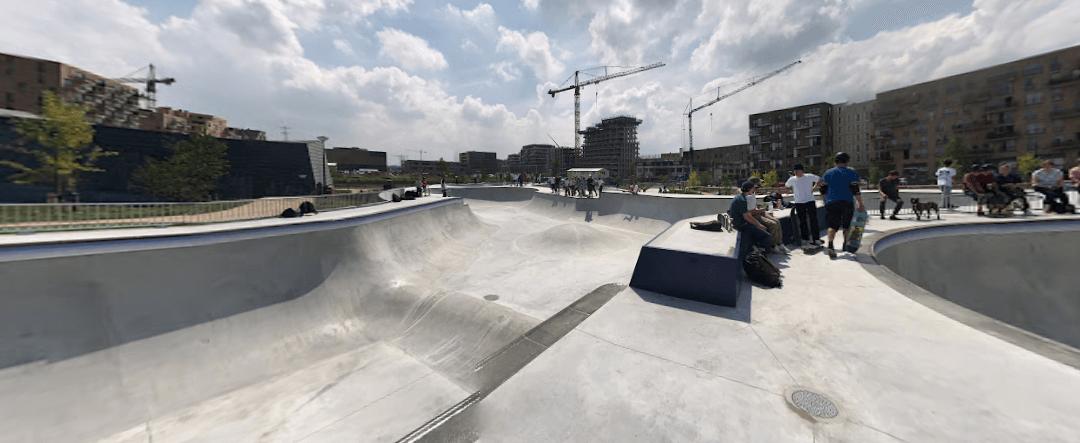 skateparken nederland
