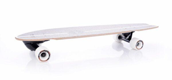 tempish surfy 2 longboard deck wit