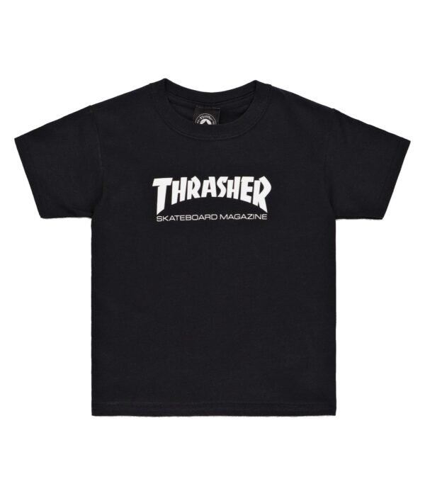 thrasher skate mag t-shirt zwart