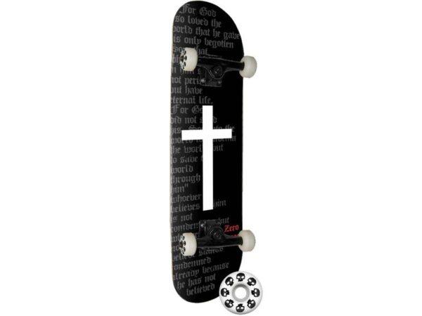"""zero thomas og cross skateboard 7'5"""""""