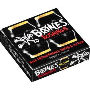 bones hardcore bushings medium zwart 91a