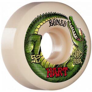 bones sty hart speed gator sidecut wielen v5 99a 52mm