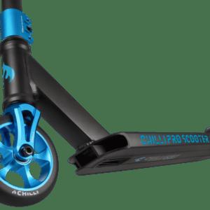 chilli pro reaper reloaded stuntstep wielen blauw