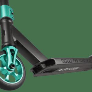 chilli pro reaper reloaded stuntstep wielen licht blauw