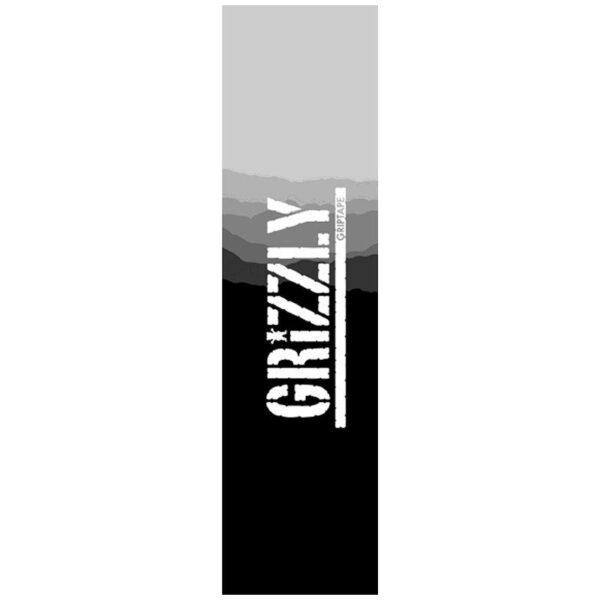 grizzly range stamp griptape zwart grijs 9