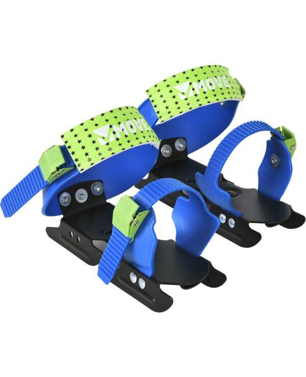 move bob skates ijzertjes