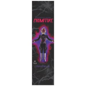 primitive x goku zwart roze griptape