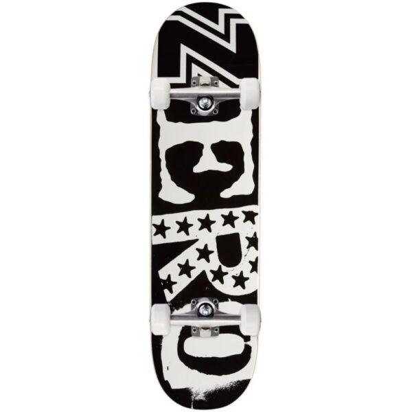 zero complete skateboards legacy ransom