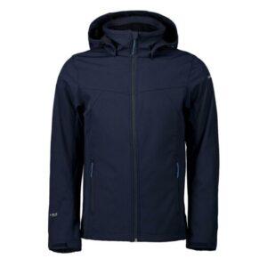 icepeak brimfield heren softshell jacket