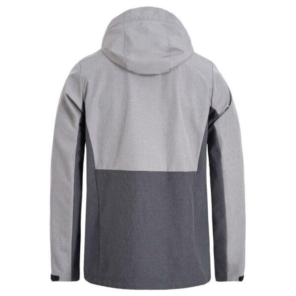 icepeak Bussum sofshell jas heren grijs