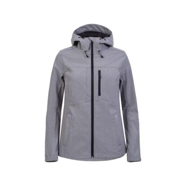 icepeak bentonia dames softshell jacket grijs