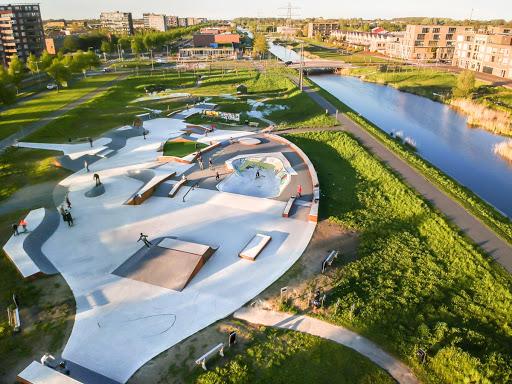 Skateparken Hoofddorp
